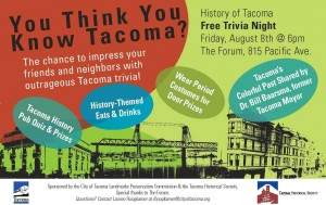 You Think You Know Tacoma?
