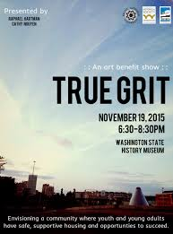 True Grit: An Art Benefit Show