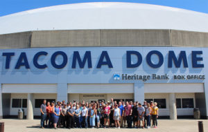 Tacoma Dome Achieves Highest Ranking in Venue History Internationally